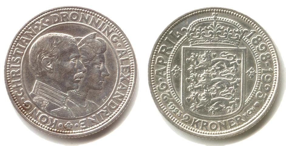 Omkring afslutningen på den skandinaviske møntunion
